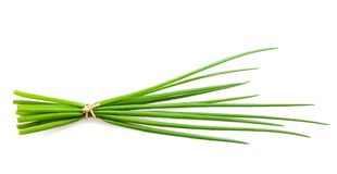 Chives bunch Royalty Free Stock Photo