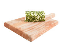 Chives cheese Royalty Free Stock Photo