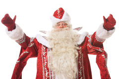 Chlaus de Santa Fotos de Stock Royalty Free