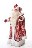 Chlaus de Santa Photo stock