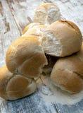 Chlebów kawałki Zdjęcie Royalty Free