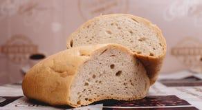 Chleb ale śniadanie Obrazy Royalty Free