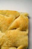 chleb focaccia pionowe Obrazy Royalty Free
