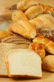 chleb kiście świeżego zdrowy Fotografia Royalty Free