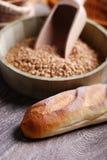 chleb literujący Zdjęcia Stock