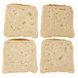 Chleb odizolowywający Obraz Stock