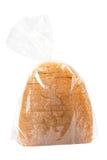 Chleb odizolowywający Obrazy Royalty Free