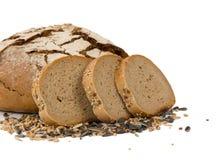 Chleb odizolowywający Zdjęcia Royalty Free