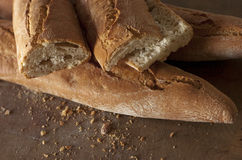 Chleb. Piekarnia Obrazy Stock