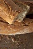 Chleb. Piekarnia Zdjęcia Stock