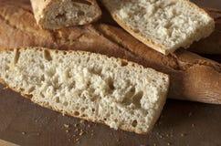 Chleb. Piekarnia Fotografia Stock