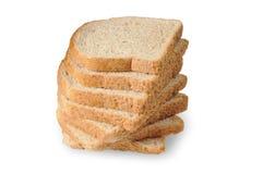 chleb pokrajać Zdjęcia Royalty Free