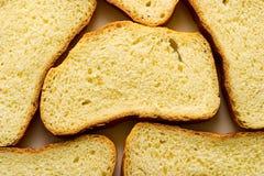chleb pokrajać obraz stock