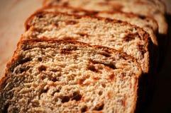 chleb pokrajać Fotografia Stock