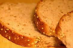 chleb wholemeal Obraz Royalty Free