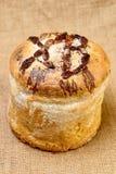 chleb Wielkanoc tortowa dekoracyjna tradycja Zdjęcia Stock