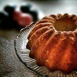 chleb Wielkanoc tortowa dekoracyjna tradycja Artystyczny spojrzenie w roczników żywych colours obraz stock