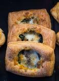 chleb wznoszący toast Obrazy Royalty Free