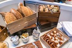 Chleba bar zdjęcia stock