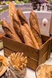 Chleba bar obrazy stock