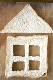 Chleba dom Zdjęcie Stock