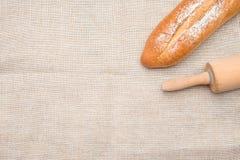 Chleba dom robić Zdjęcie Stock