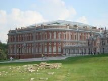 Chleba dom w Tsaritsyno parku Fotografia Royalty Free