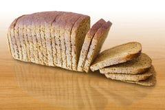 chleba rżnięty bochenek Fotografia Royalty Free