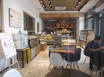 Chleba torta sklep Obrazy Stock