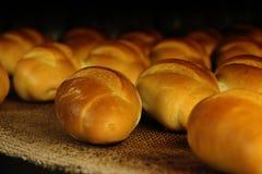 chlebowa fabryczna produkcja Obrazy Stock