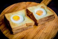 chlebowa grzanka Zdjęcia Stock