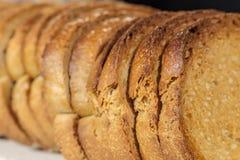 chlebowa grzanka Zdjęcie Royalty Free