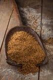 Chlebowa mąka i banatka zdjęcia stock