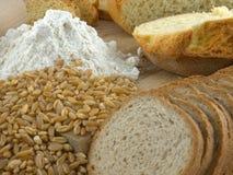 chlebowa mąka Obraz Stock