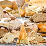 Chlebowa mieszanka Fotografia Royalty Free