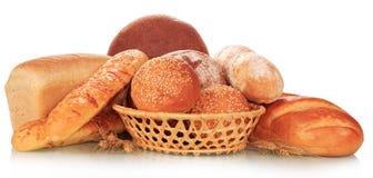 Chlebowa obfitość zdjęcia stock