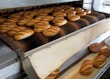 Chlebowa piekarnia obrazy stock