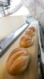 Chlebowa piekarnia fotografia stock