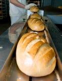 Chlebowa piekarnia zdjęcie stock