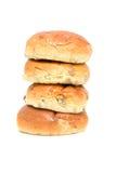 chlebowa rodzynka Obraz Royalty Free