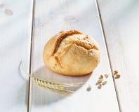 Chlebowa rolka zdjęcia royalty free