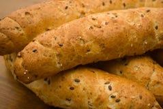 chlebowa rolka Zdjęcie Stock