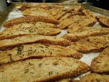 Chlebowa skorupa Fotografia Stock