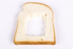 Chlebowa skorupa Obrazy Royalty Free