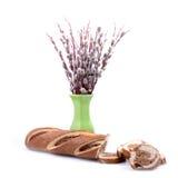 chlebowa wazowa wierzba Zdjęcie Stock