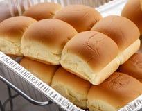 Chlebowe babeczki obraz royalty free