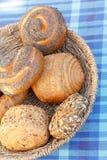 chlebowe rolki Fotografia Stock