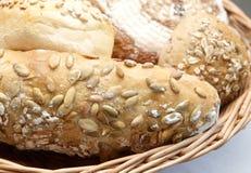 chlebowe rolki Zdjęcia Royalty Free