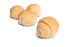 Chlebowe rolki Obrazy Royalty Free