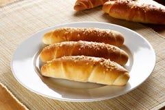 chlebowe rolki Fotografia Royalty Free